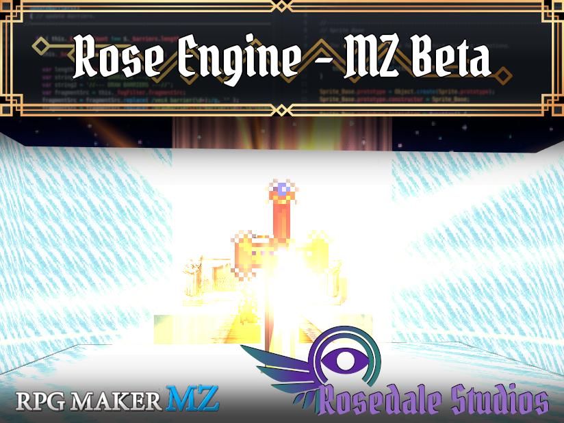 Rose Engine(Beta) – MZ